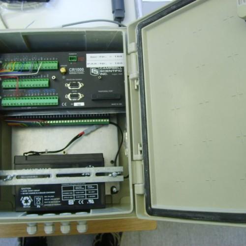 Station logger pour capteurs corde vibrante