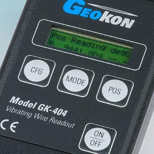GK-404 lectuer corde vibrante