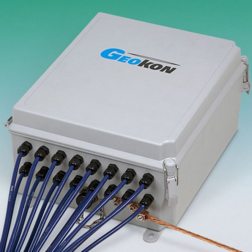 8002-1-16 LC-2 16-Kanal Datenlogger