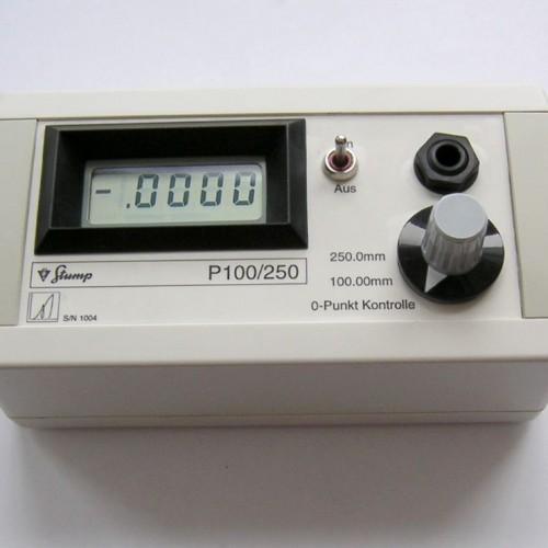 Extensometer SGD-300, Ablesegerät für elektrische Wegaufnehmer