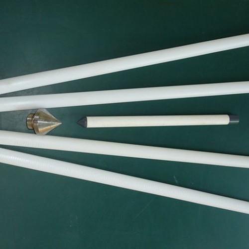 PEHD-Rohre und Filterspitzen